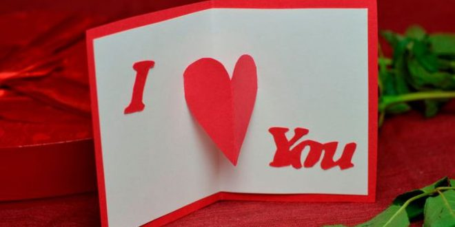 صورة بطاقات حب , فكرة جميلة انك تهدي حبيبك بطاقة بكلمات حب رومانسية