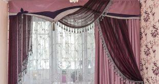 صور اجمل موديلات الستائر , جددى منزلك بارقى تصميم لستائر عصرية