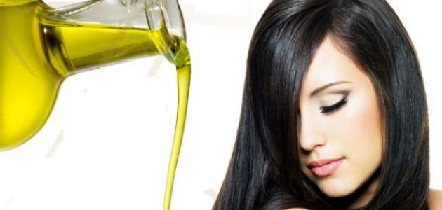 صورة طريقة حمام الزيت , شعر ناعم وجذاب بدون عذاب