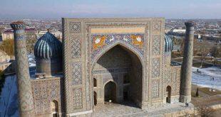 صور اين تقع سمرقند , موقع مدينة الجمال والقصور