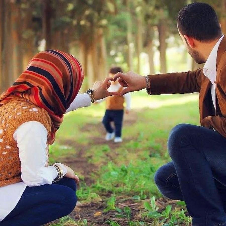 صورة صور رومانسيه اسلاميه , ارق رومانسيات دينية مصورة
