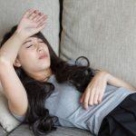 اعراض قدوم الدورة الشهرية , علامات تدل على موعد الدورة الشهرية