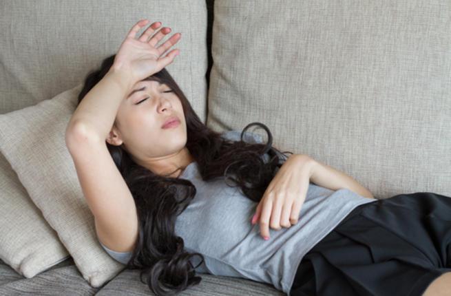 صورة اعراض قدوم الدورة الشهرية , علامات تدل على موعد الدورة الشهرية