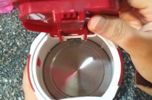 صور طريقة تنظيف الغلاية الكهربائية , كاتيل نظيف ولامع بابسط الطرق
