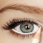 طريقة تكبير العيون , عين واسعة كعيون المها بمكياج بسيط