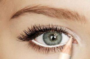 صورة طريقة تكبير العيون , عين واسعة كعيون المها بمكياج بسيط