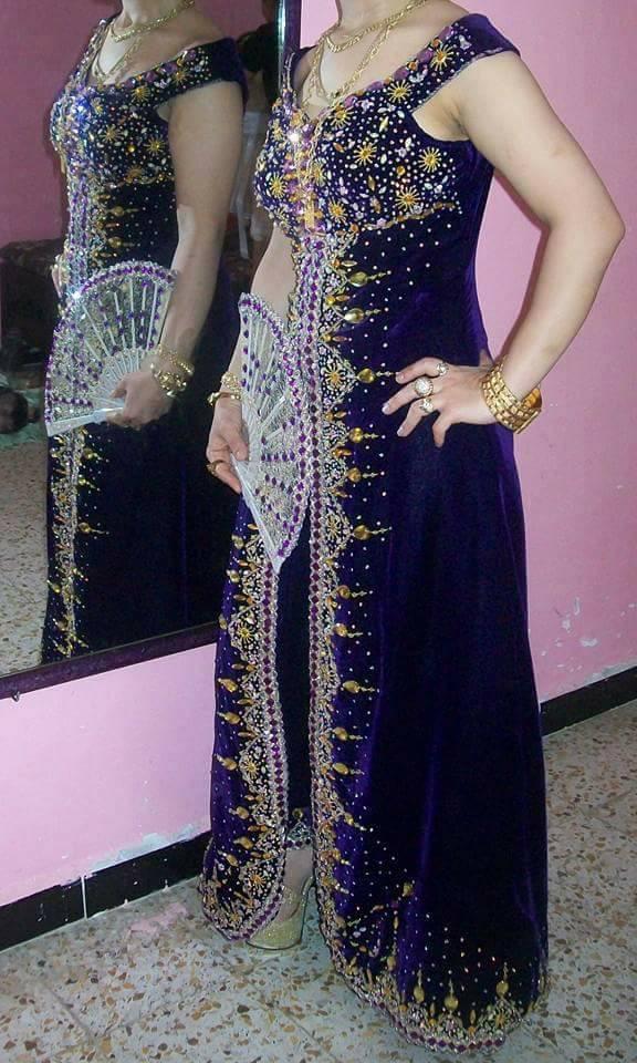 صورة قنادر صيفية للاعراس , ارقى ديزنات فساتين زفاف جزائرى