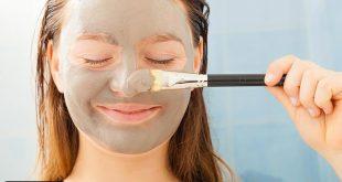 صورة ماسك للوجه طبيعي , كيف تدللين بشرتك