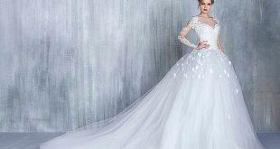 صور صور فساتين عرس , احدث موديلات ثوب الزفاف