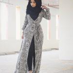 ازياء محجبات 2019 , موضة ملابس 2019 لنساء بالحجاب