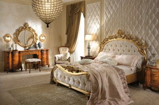 صور غرف نوم كلاسيك , اوض نوم فخمه