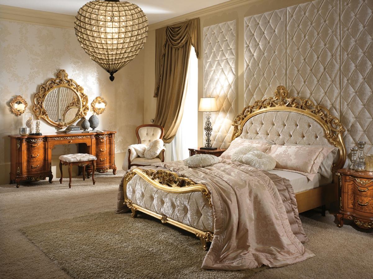 صورة غرف نوم كلاسيك , اوض نوم فخمه