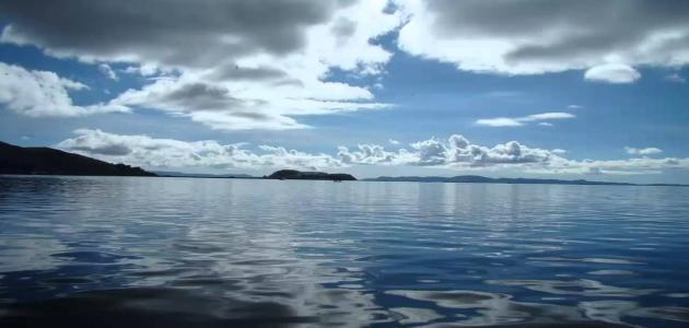 صورة اكبر بحيرة في العالم , تعرف على اكبر بحائر بالدنيا
