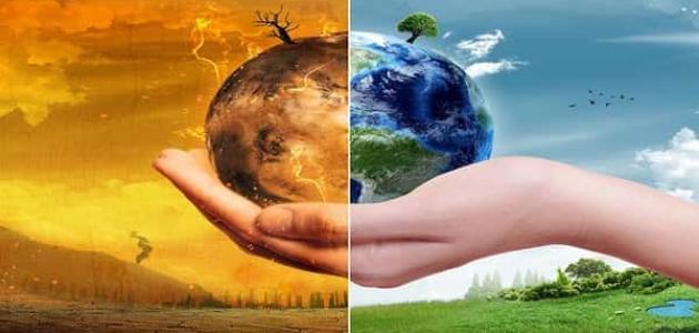 صورة تعبير عن التلوث , موضوع انشاء عن التلوث