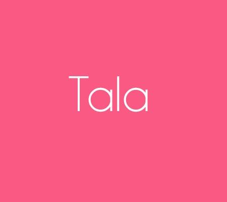 صور معنى اسم تالا , شرح لاسم تالا