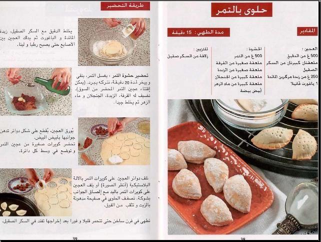 صورة وصفات حلويات مصورة , صور طرق اعداد حلا 212 4