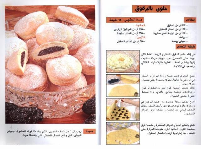 صورة وصفات حلويات مصورة , صور طرق اعداد حلا 212 5