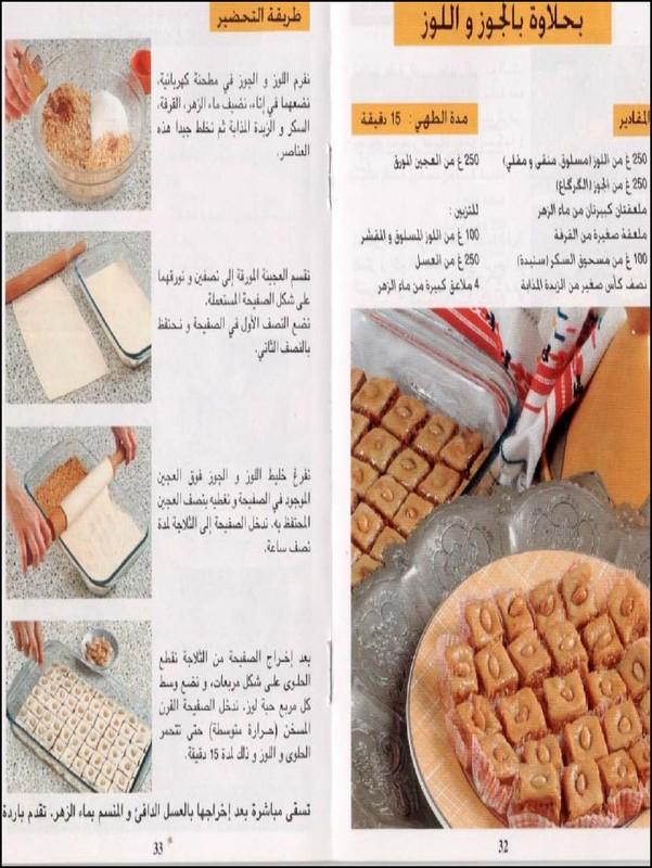 صورة وصفات حلويات مصورة , صور طرق اعداد حلا 212 6