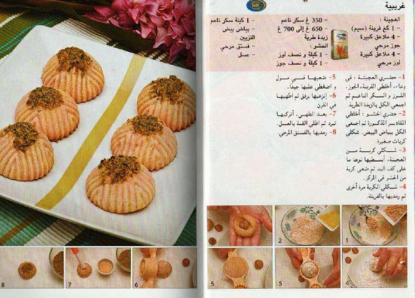 صورة وصفات حلويات مصورة , صور طرق اعداد حلا 212