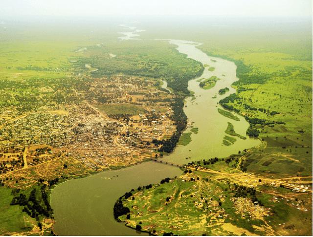 صورة اطول انهار العالم , ماهو اطول الانهار بالعالم