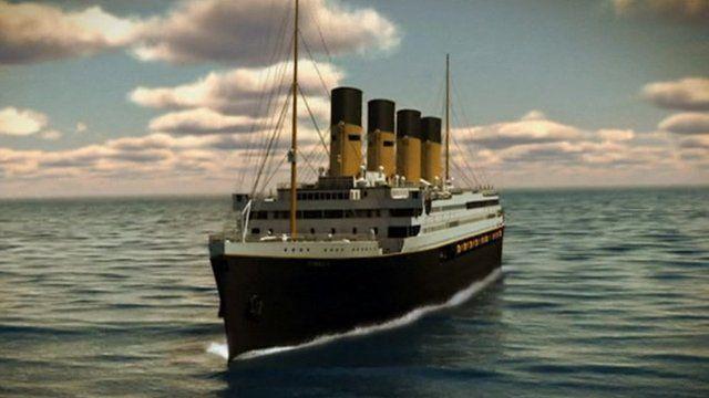 صور سفينة تيتانيك , حقائق عن سفينة تيتانيك