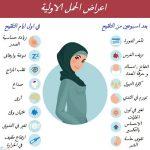 اول علامات الحمل , اعراض تدل على انك حامل