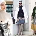 لباس المحجبات , موديلات مودرن للثياب الخاصة بالحجاب