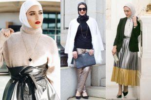 صورة لباس المحجبات , موديلات مودرن للثياب الخاصة بالحجاب