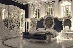 صورة غرف نوم تركية , احدث اوض نوم على الطراز التركى