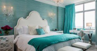 صور دهان غرف النوم 2019 , الوان حوائط عصرية تناسب جميع الاذواق