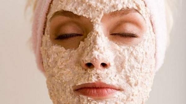 صورة ماسك الشوفان للبشرة الدهنية , صحة بشرتك فى اختيارك للشوفان