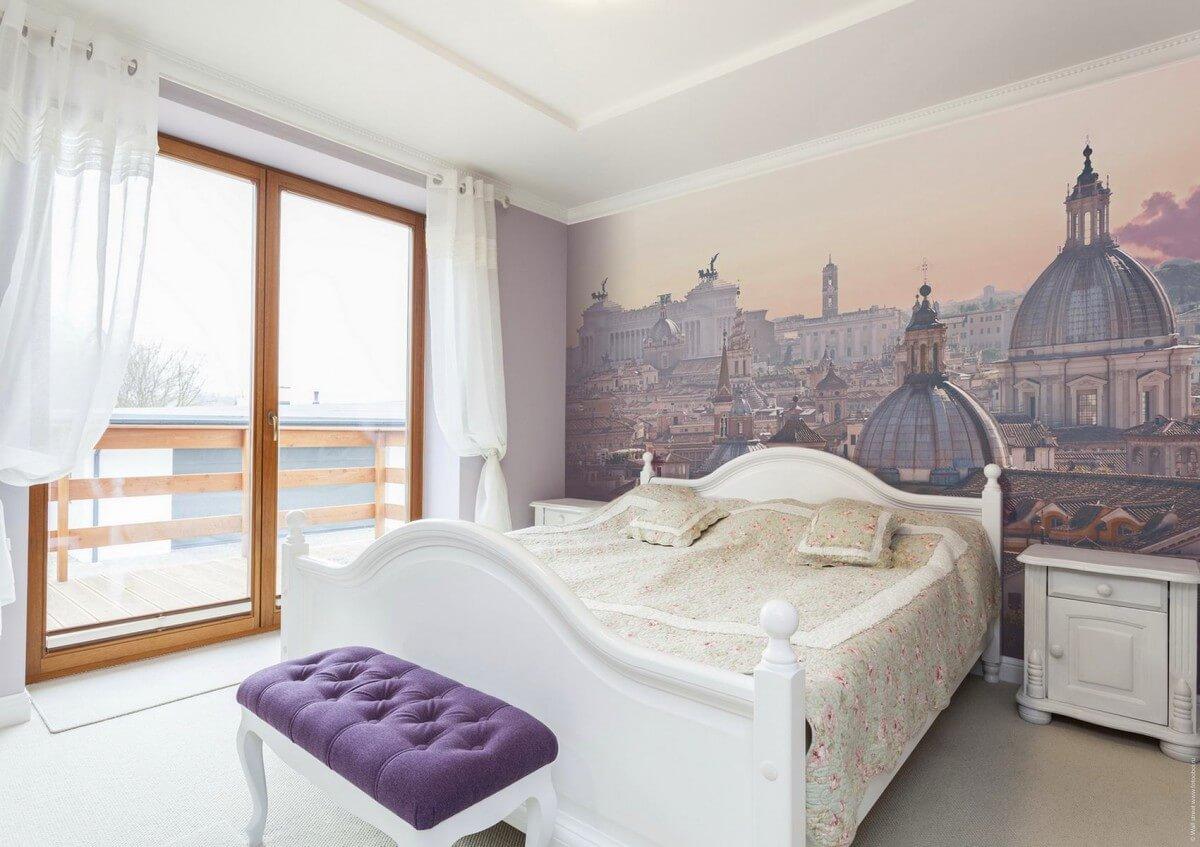 صورة ورق حائط لغرف النوم , صور ارقى ديكورات ورق الحائط 12995 3