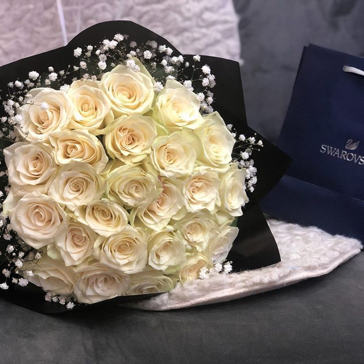 صورة تنسيقات زهور طبيعية , قواعد لعمل بوكيه ورد ياخد العقل 12868 1