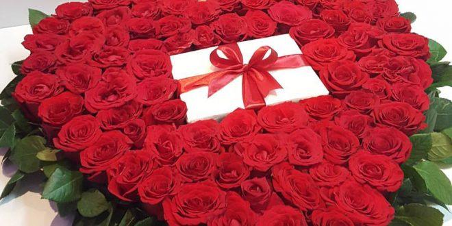 صورة تنسيقات زهور طبيعية , قواعد لعمل بوكيه ورد ياخد العقل 12868 12 660x330