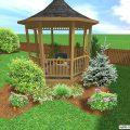 تصميم حديقة منزل بسيطة , الراحه النفسيه في بيتنا