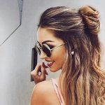 تسريحات للشعر الطويل بسيطة , شعرك اجمل و اكثر جذابية مع الموضة
