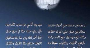 صورة قصيدة الملك فهد , من اروع القصائد المعبرة عن الالم