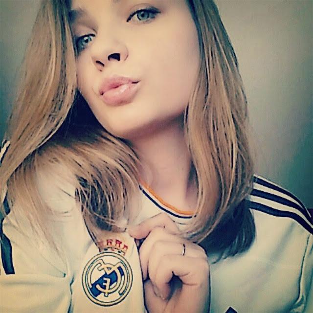 صورة اجمل بنات ريال مدريد , ياه علي جمال البنات الغربيه