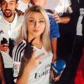 اجمل بنات ريال مدريد , ياه علي جمال البنات الغربيه
