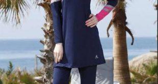 صورة لباس البحر للمحجبات , مايوه شرعي روعه للمحجبات