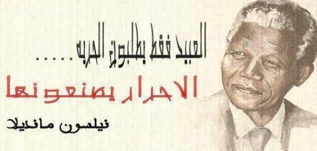 صورة اقوال العظماء عن الحرية , عيش حرا ولا تفكر في كلام الناس