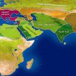 خريطة العالم الاسلامي قديما , اختلافات كثيرة بين الحاضر والماضي للبلاد