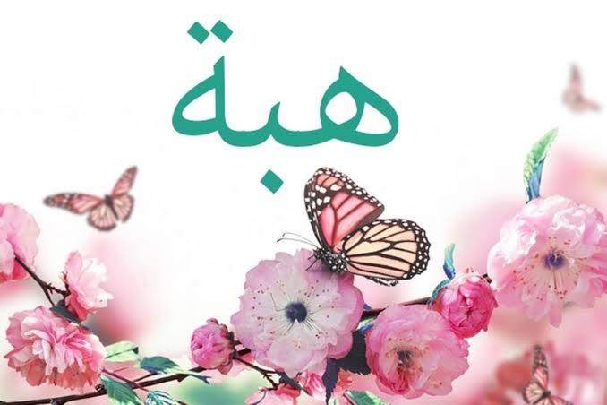 صورة اسم بنت بحرف ه , بنوتات دلوعات بحرف الهاء