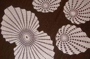 صورة كروشي للعرائس فيس بوك , خلي بيتك تحفه فنيه بالكروشيه