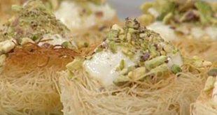 صورة وصفات حلويات منال العالم , احلي واطعم وصفات الحلويات سهله وسريعه