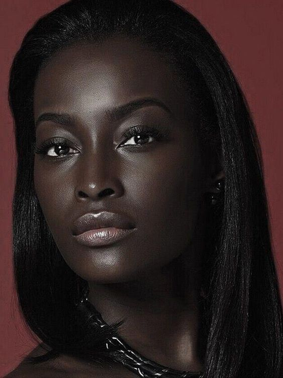 صورة اجمل نساء افريقيا , معايير الجمال المختلفة لنساء افريقيا