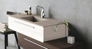 صورة مغاسل حمامات , ذو تصميم مميز و رائع