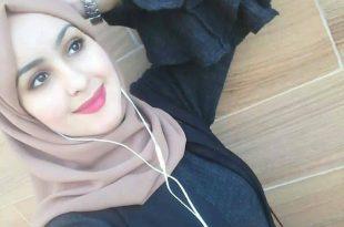 صورة صورجميلة للبنات محجبات , الموضة في الحجاب للبنات