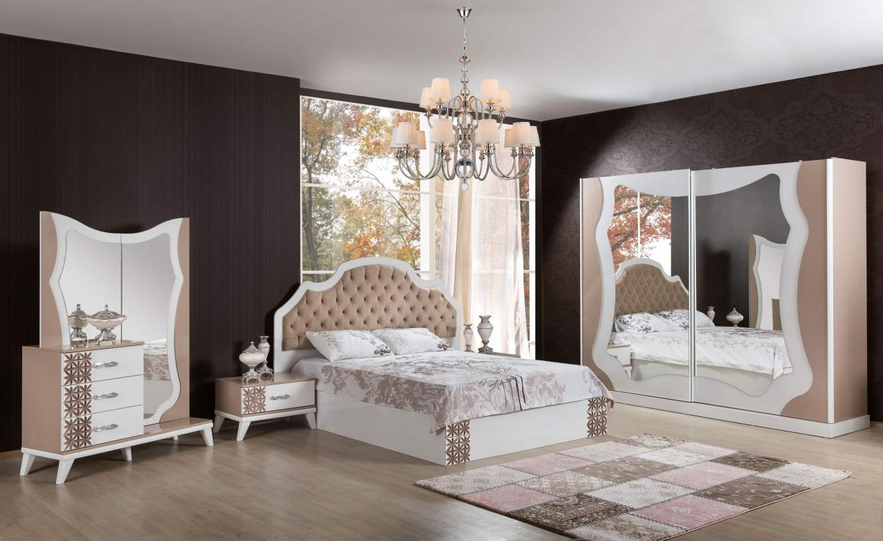 صورة صور غرف نوم مودرن , تجهيزات لغرف النوم على الموضة 4084 2
