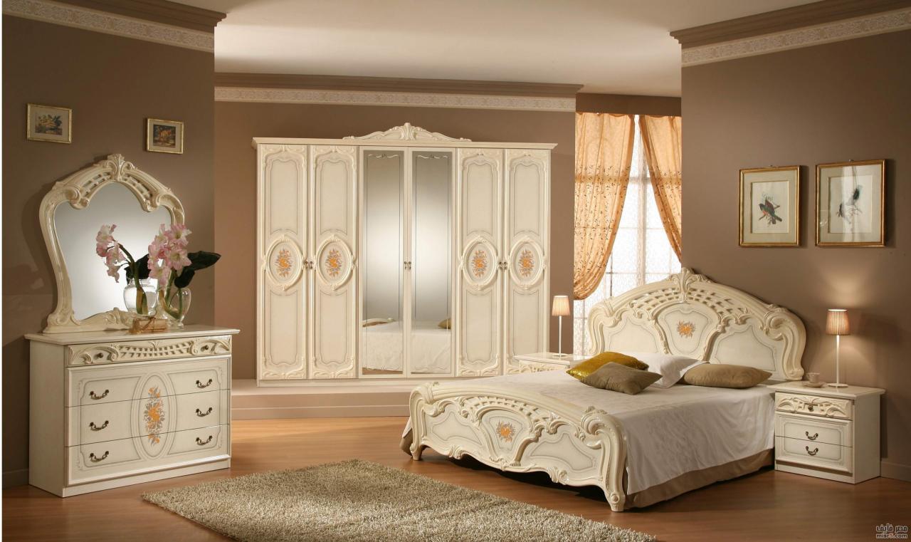 صورة صور غرف نوم مودرن , تجهيزات لغرف النوم على الموضة 4084 3